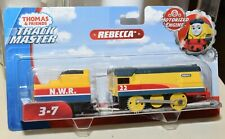 Thomas & Friends Rebecca Trackmaster Battery Operated Motorized Engine New