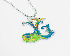 Pokemon Collection Necklace Pendant Serperior / Jalorda Hot Sell