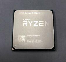 AMD Ryzen 2nd Gen 7 2700X - 4.3 GHz Eight Core (YD270XBGM88AF) Processor OEM VER