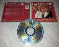 CD IVA ZANICCHI - VI DEDICO LE MIE PIU' BELLE CANZONI - VOL 1