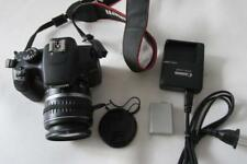 Canon EOS 1000D 10MP Digital-SLR fotocamera DSLR con-S 18-55 mm EF Lente-Nero
