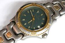 Bulova ETA 955.412 midsize divers watch for parts/restore - 138245