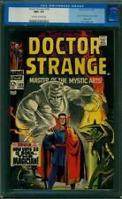 Doctor Strange #169 CGC 9.6 1968 1st Issue! After ST #110! NM+ H12 103 cm clean