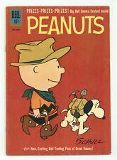 Peanuts #10 VG 4.0 1961