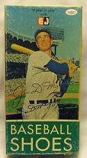 Joe DiMaggio Autograph Signed Box of Unused Baseball Shoes JSA LOA Yankees RARE!