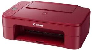 Stampante Multifunzione Canon PIXMA TS3352 wireless AirPrint Mopria Colori Rosso