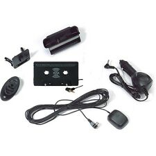 Delphi Roady XT Vehicle Kit w/ XM tape adapter,Car mounts,Antenna,Dock,Charger..