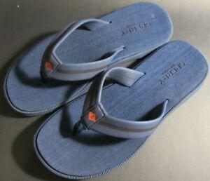 Men's Sperry Topsider Defender Flip Flop Thong Sandals Blue  Size: US: 9
