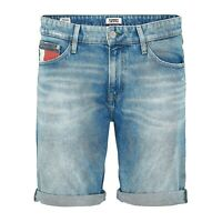Tommy Hilfiger Shorts - Tommy Jeans Scanton Heritage Denim Jeans - Mid Blue