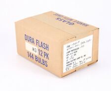 CASE OF 144 M3 FLASHBULBS/214524