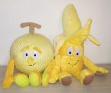Vitamins coop Melon + Banana soft toy superfeschi Lidl Goodness Gang plush toys