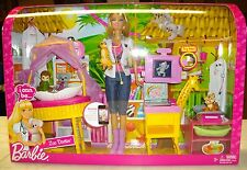 Barbie I Can Be Zoo Doctor Doll Playset - Original - New in Box