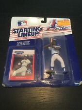 1988 GEORGE BELL Toronto Blue Jays Rookie #11 - low s/h - Starting Lineup