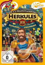 Die 12 Heldentaten des Herkules 12 - Zeitloses Abenteuer Sunrise Games PC Spiel