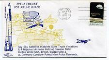 1970 Spy Sky Satellite Airline Hijack Cape Canaveral Apollo 8 Atlas Agena SPACE