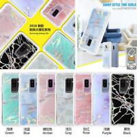 Phone Case Shockproof Rugged Hybrid Rubber Cover For Samsung Galaxy S9 / S9 Plus