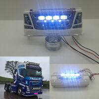 LED Light Bar Lichtleiste für 1/14 Tamiya Actros SCANIA R620 56352 Volvo Traktor
