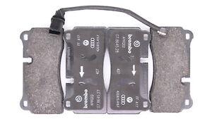Genuine Lamborghini Brake Pad Set W/Wear Sensor PN 4S0698451L