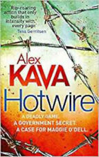 Hotwire (Maggie O'Dell), New, Kava, Alex Book