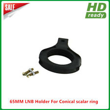 C band 65mm LNB holder/bracket for conical scalar ring