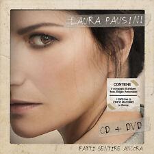 Laura Pausini Fatti Sentire Ancora  CD+DVD Live   Nuovo Sigillato dal 7 Dicembre