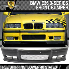 Fits 92-98 BMW E36 3 Series M3 Style Front Bumper Cover Conversion - PP