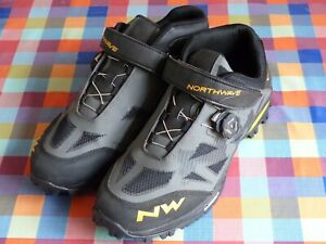 Northwave Enduro MID MTB SPD 2-bolt mountain cycling shoes EU45 UK11 Anthracite