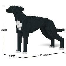 JEKCA Animal Building Blocks Kit for Kidults Greyhound 01S-M02