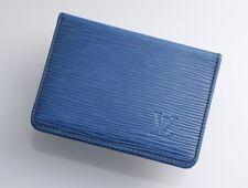 H2417M Authentic Louis Vuitton Epi ID Pass Card Case