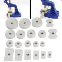 Dies Set For Watch Case Back & Crystal Glass Press Closer Repair Tool 20Pcs Kits