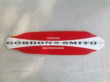 Authentic Longboard Skateboard Deck G&S, Custom, New