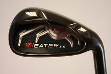 Taylor Fit Os Golf Clubs Iron Set Black Plasma Heater 3.0 Custom Made 4- SW + AW