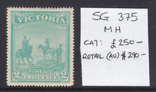 Victoria 2d (2/) Emerald Green Australian Troops In South Africa. Mh.