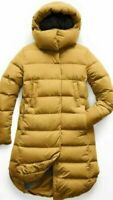 The North Face Women's Cryos Parka 800 Fill Down Jacket Coat Large Bronze Mist