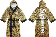 Supreme Boxing Robe Lepard