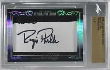 2014 Leaf Cut Signature Edition #REPH Regis Philbin /8 Auto Non-Sports Card 1p5