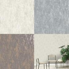 Holden Decor Loft Texture Industrial Urban Metallic Wallpaper 3 Colours