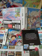 Nintendo DS:Deep Labyrinth [TOP RPG ATLUS & 1ERE EDITION] COMPLET - Fr