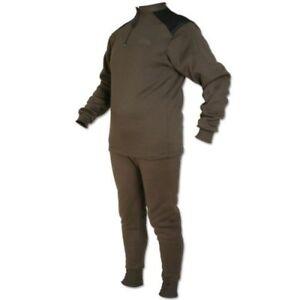 Daiwa Sundridge Khaki Sleepskin Thermal 2 Piece Suit + Balaclava *All Sizes*