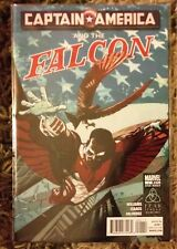Captain America And The Falcon #1 One-Shot (2011)