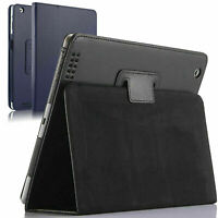 """Leather Flip Stand Folio Case Cover for Apple iPad 5th & 6th Gen Air 2 9.7"""""""