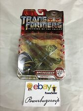 NEW Transformers Deluxe Autobot Breakaway Figure Revenge of the Fallen 2 DAY GET