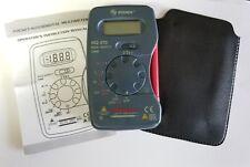 Steren multimeter 602-070 pocket size digital multimeter