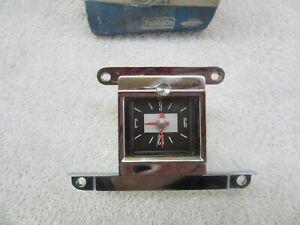 1966 Ford Galaxie 500 XL LTD Dash Clock Assembly Not Working C6AZ-15A000-A    dp