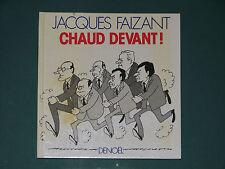 Chaud devant Jacques FAIZANT