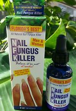 Florida's Best All-Natural Fungus Killer 2 oz. Bottle Brand New!!