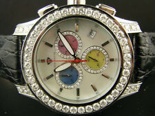 New Aqua Master Jojo Joe Rodeo 2-3 Big Diamond Watch 8C