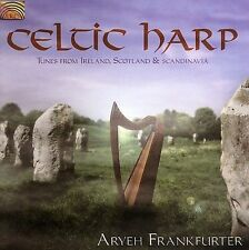 ARYEH FRANKFURTER - CELTIC HARP: TUNES FROM IRELAND, SCOTLAND AND SCANDINAVIA NE