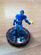 HeroClix HYPERTIME #057  BLUE BEETLE  Veteran DC