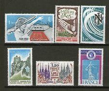 SERIE TIMBRES  2012-2017 NEUF XX LUXE - DIVERS THEMES
